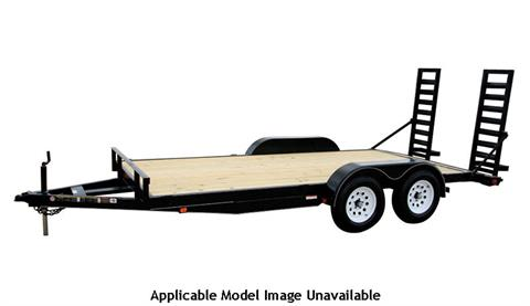 2019 Carry-On Trailers 7X18HDEQDTFR in Marietta, Ohio