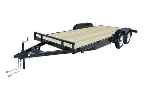 2019 Carry-On Trailers 7X20APFTSR1BRK in Kansas City, Kansas