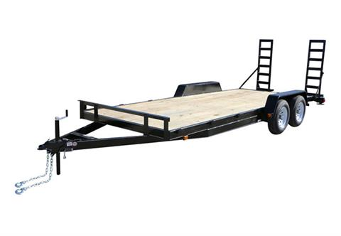 2019 Carry-On Trailers 7X20HDEQFTFR in Paso Robles, California