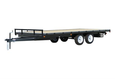 2019 Carry-On Trailers 8.5X18DO10K in Thornville, Ohio