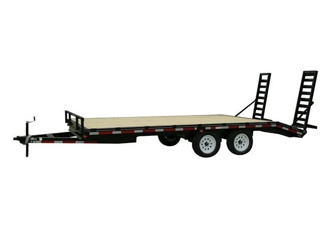 2019 Carry-On Trailers 8.5X18DODT10K in Paso Robles, California