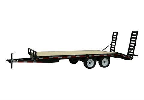 2019 Carry-On Trailers 8.5X18DODT7K in Saint Johnsbury, Vermont
