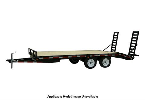 2019 Carry-On Trailers 8.5X20DODT12K in Thornville, Ohio
