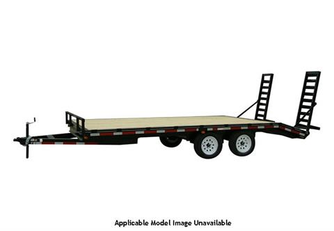 2019 Carry-On Trailers 8.5X24DODT14K in Marietta, Ohio