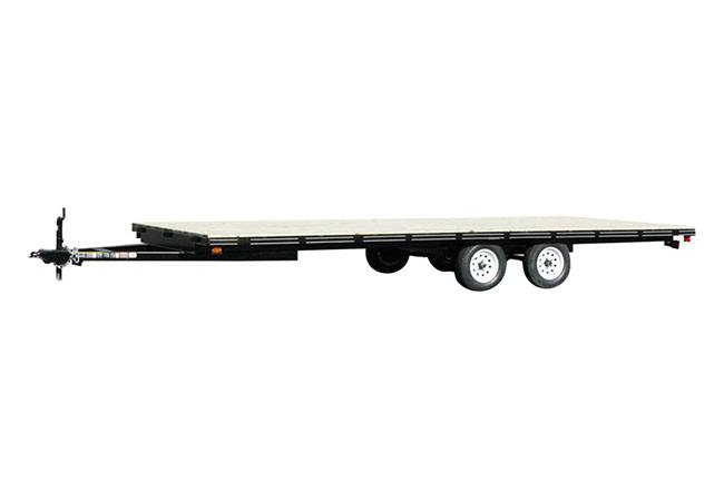 2019 Carry-On Trailers 8X20DO-LOB in Thornville, Ohio