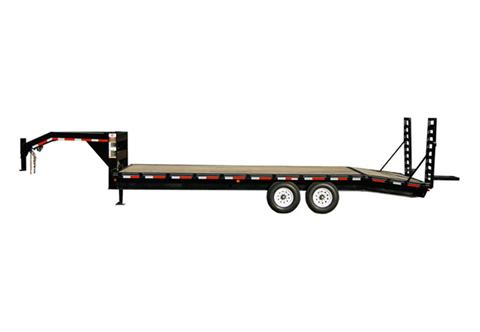 2019 Carry-On Trailers 8.5X20GNDODT14K in Saint Johnsbury, Vermont