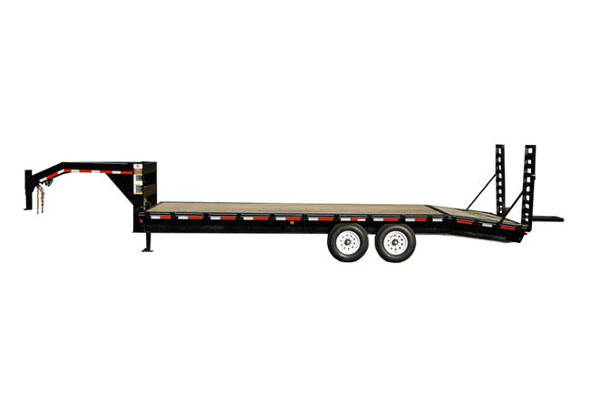 2019 Carry-On Trailers 8.5X24GNDODT12K in Thornville, Ohio