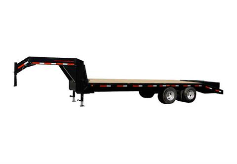 2019 Carry-On Trailers 8.5X24GNDODT14K in Brunswick, Georgia