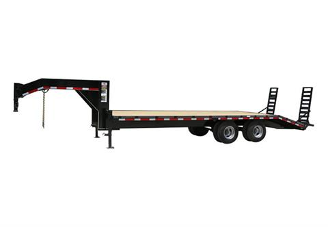 2019 Carry-On Trailers 8.5X25GNDODT20K in Brunswick, Georgia