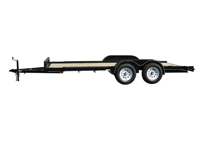 2019 Carry-On Trailers 7X14CH2BRK in Marietta, Ohio