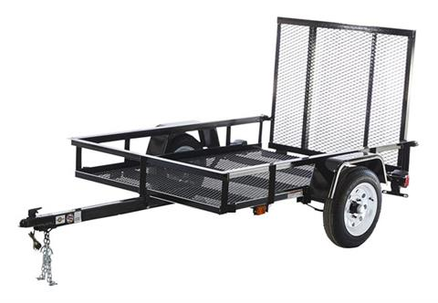 2019 Carry-On Trailers 4X6G in Petersburg, West Virginia