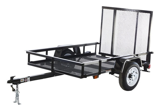 2019 Carry-On Trailers 4X6G in Marietta, Ohio