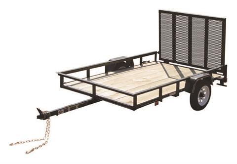 2019 Carry-On Trailers 4X6GW2K in Paso Robles, California