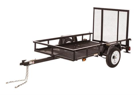 2019 Carry-On Trailers 4X8G in Petersburg, West Virginia
