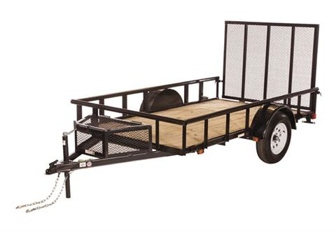 2019 Carry-On Trailers 5.5X10GWPTLED in Petersburg, West Virginia