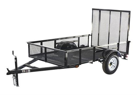 2019 Carry-On Trailers 5X8LSPHS in Petersburg, West Virginia