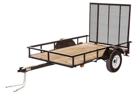 2019 Carry-On Trailers 5X10GW2K in Marietta, Ohio