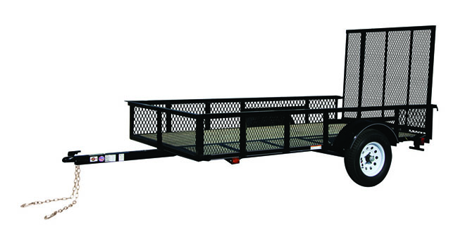 2019 Carry-On Trailers 5X10GW2KHS in Petersburg, West Virginia