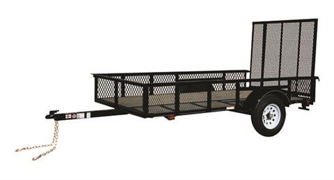 2019 Carry-On Trailers 5X10GW2KHS in Paso Robles, California