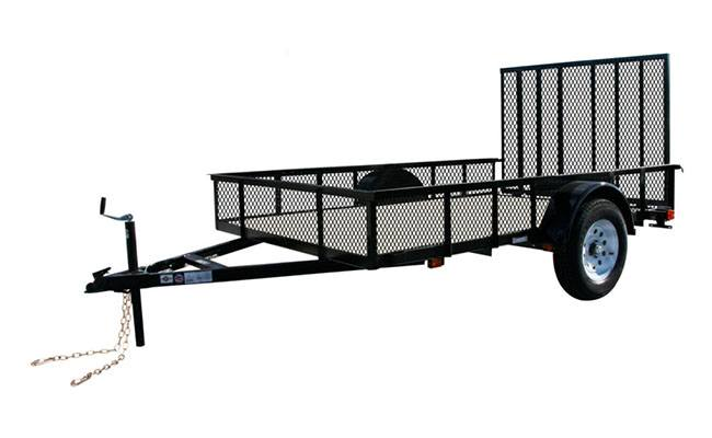 2019 Carry-On Trailers 5X10GWHS in Marietta, Ohio