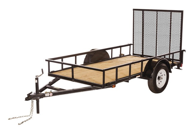 2019 Carry-On Trailers 5X10LGW2K in Ponderay, Idaho