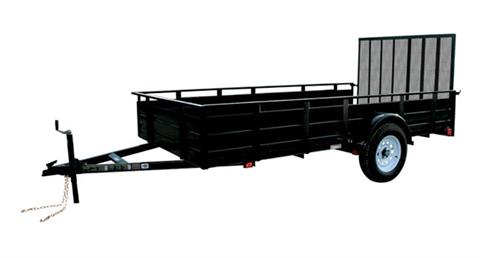2019 Carry-On Trailers 5X10SSG in Marietta, Ohio