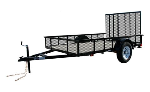 2019 Carry-On Trailers 5X12GWHS in Petersburg, West Virginia