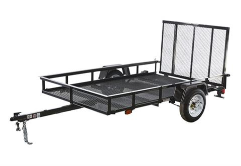 2019 Carry-On Trailers 5X8G in Petersburg, West Virginia