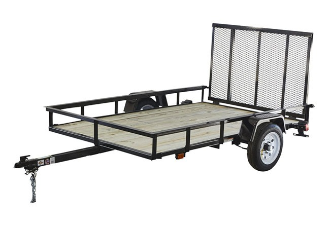 2019 Carry-On Trailers 5X8GW2K in Marietta, Ohio