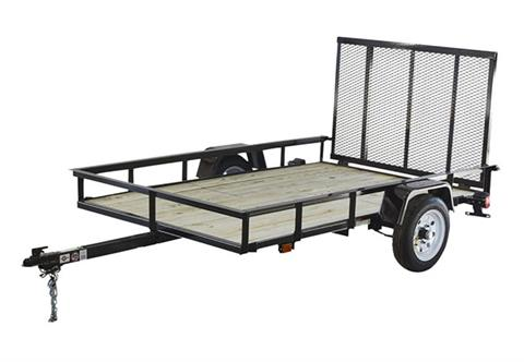 2019 Carry-On Trailers 5X8GW2K in Harrisburg, Pennsylvania