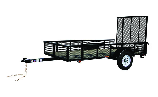 2019 Carry-On Trailers 5X8GWHS2K in Paso Robles, California