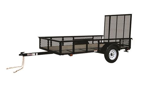 2019 Carry-On Trailers 5X8GWHS2K in Saint Johnsbury, Vermont