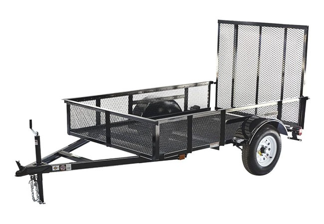 2019 Carry-On Trailers 5X8LSPHS in Paso Robles, California