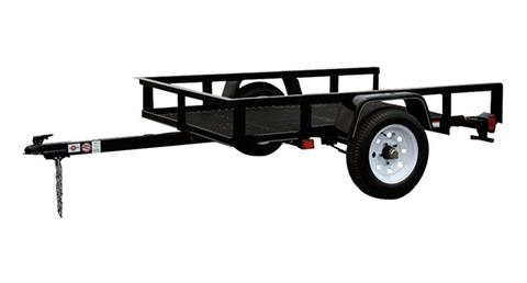 2019 Carry-On Trailers 5X8NG in Petersburg, West Virginia
