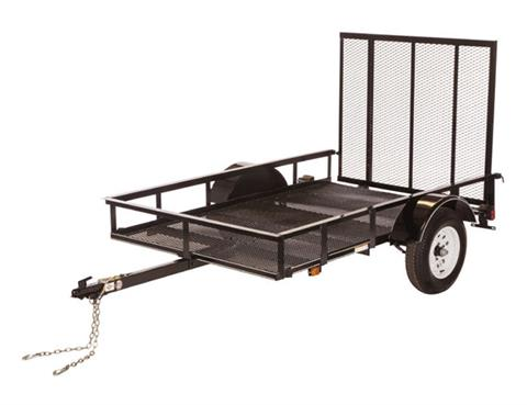 2019 Carry-On Trailers 5X8SP in Petersburg, West Virginia