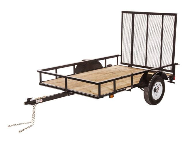 2019 Carry-On Trailers 5X8SPW in Paso Robles, California