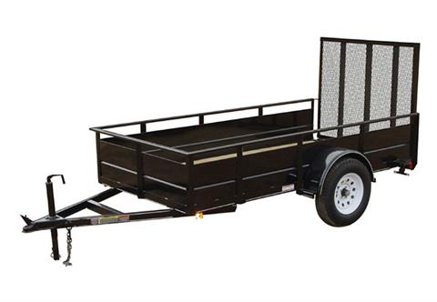 2019 Carry-On Trailers 5X8SSG in Petersburg, West Virginia