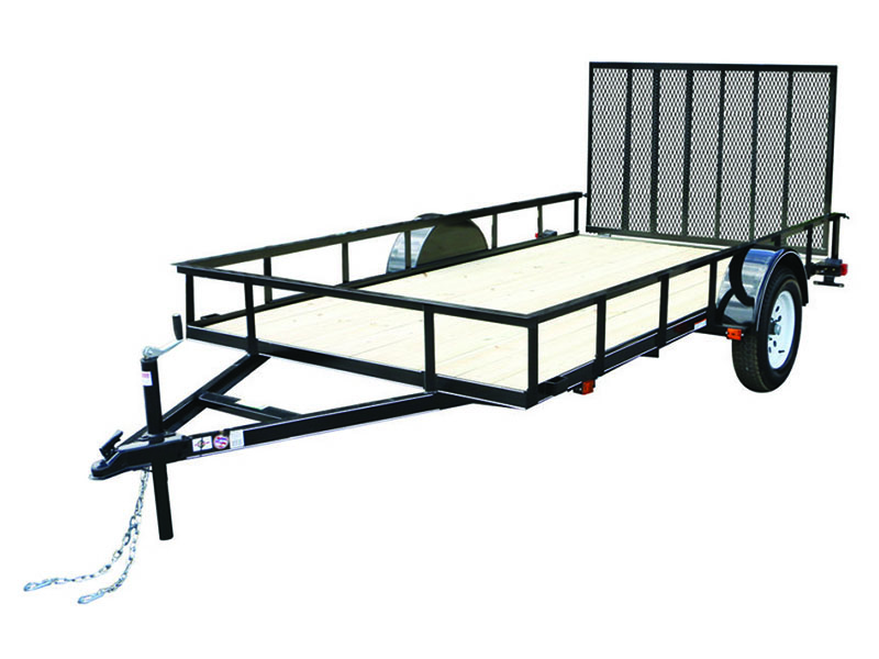 2019 Carry-On Trailers 6X10GW in Kansas City, Kansas