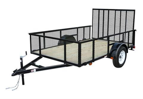 2019 Carry-On Trailers 6X10GWHS in Petersburg, West Virginia