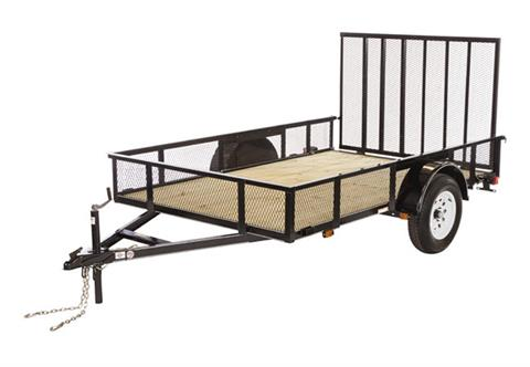 2019 Carry-On Trailers 6X10GWHS16 in Petersburg, West Virginia