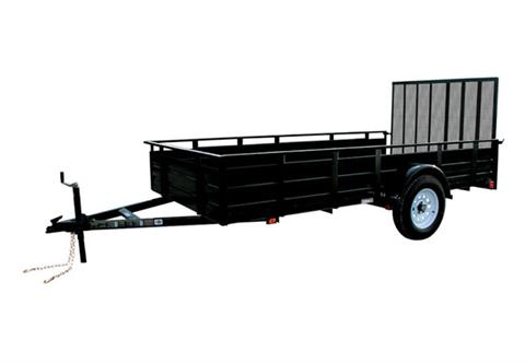 2019 Carry-On Trailers 6X10SSG in Marietta, Ohio