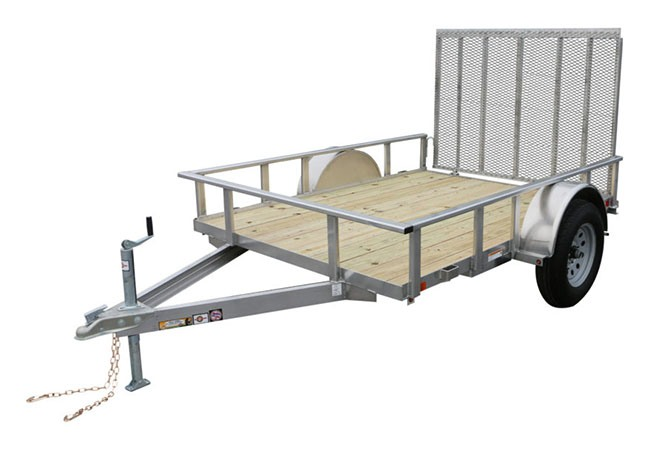 2019 Carry-On Trailers 6X12AGW in Paso Robles, California
