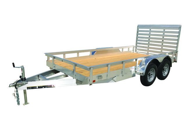 2019 Carry-On Trailers 6X12AGW7K in Saint Johnsbury, Vermont