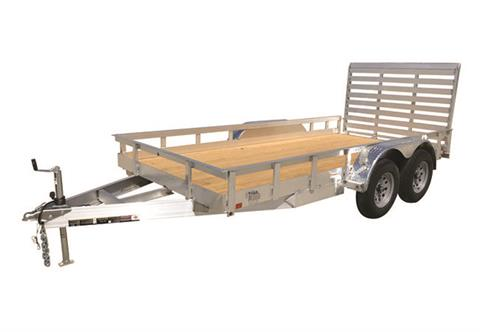 2019 Carry-On Trailers 6X12AGW7K in Paso Robles, California