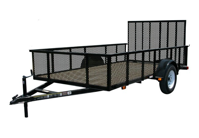 2019 Carry-On Trailers 6X12GWHS in Kansas City, Kansas