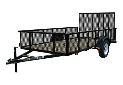 2019 Carry-On Trailers 6X12GWHS in Petersburg, West Virginia
