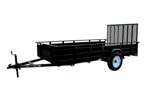 2019 Carry-On Trailers 6X12SSG in Marietta, Ohio