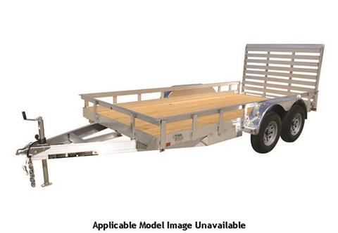 2019 Carry-On Trailers 6X16AGW7K in Petersburg, West Virginia