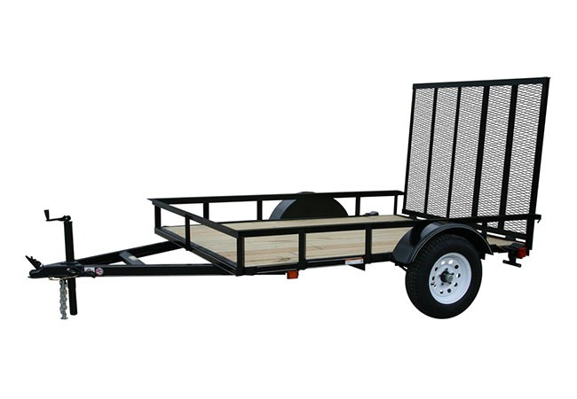 2019 Carry-On Trailers 6X8GW13 in Petersburg, West Virginia