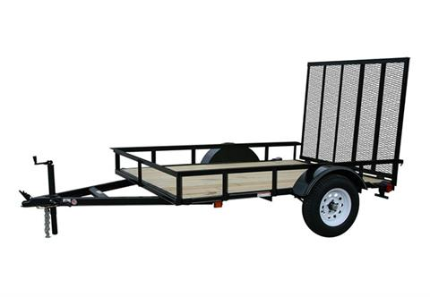 2019 Carry-On Trailers 6X8GW13 in Saint Johnsbury, Vermont
